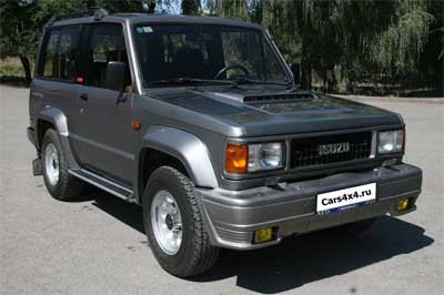 Исузу Трупер / Isuzu Trooper
